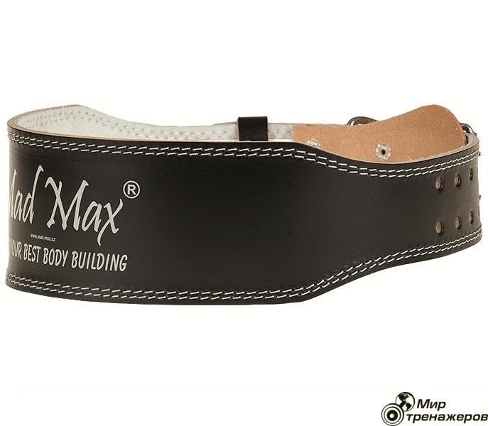 Атлетический пояс Mad Max Belt Full leather MFB-245