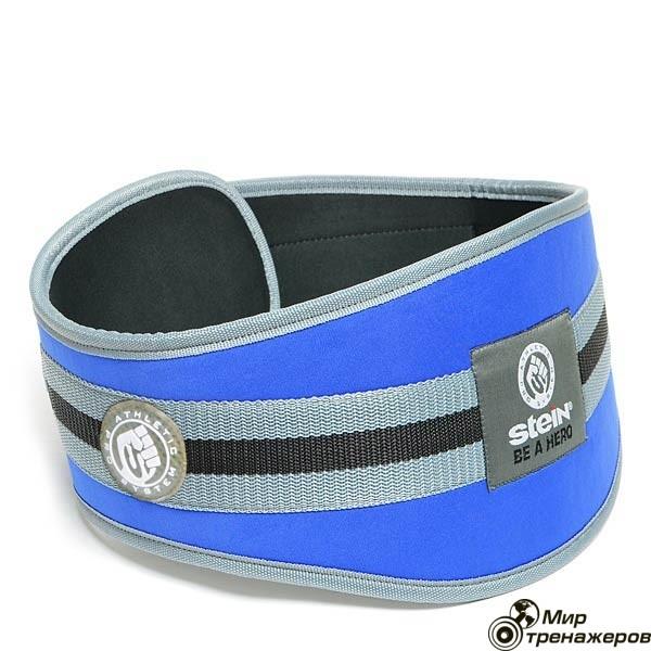 Неопреновый пояс с наполнителем для фитнеса и бодибилдинга Stein Lifting Belt BWN-2423