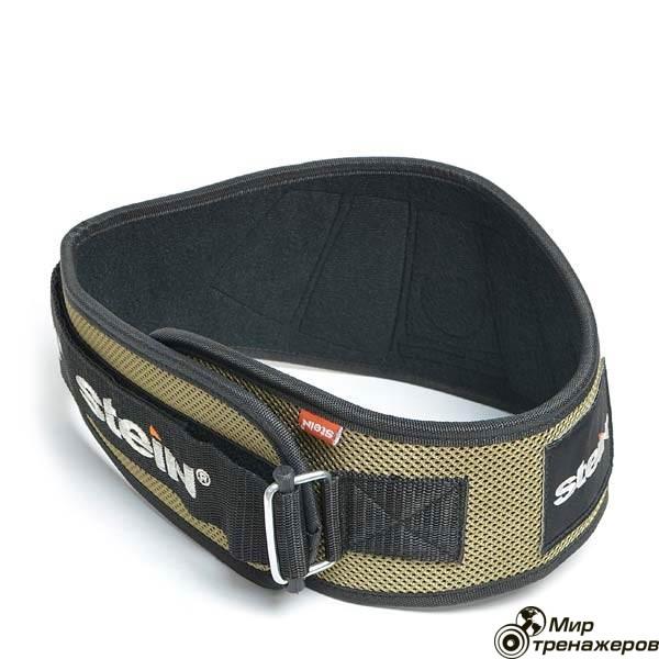 Профессиональный атлетический пояс Stein Pro Lifting Belt BWN-2428