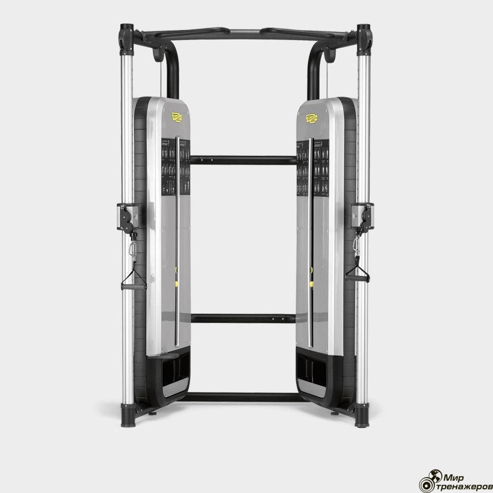 ELEMENT+ DUAL ADJUSTABLE PULLEY Technogym