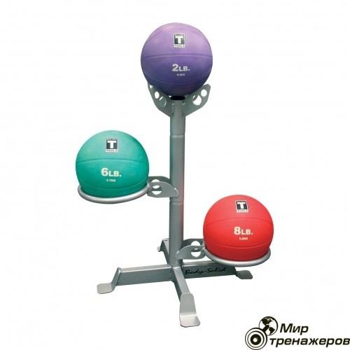 Стойка для медицинских мячей Body Solyd GMR5