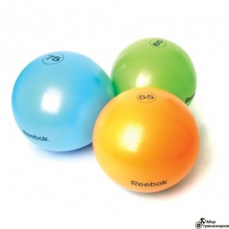 Гимнастический мяч Reebok RE-20015,55см