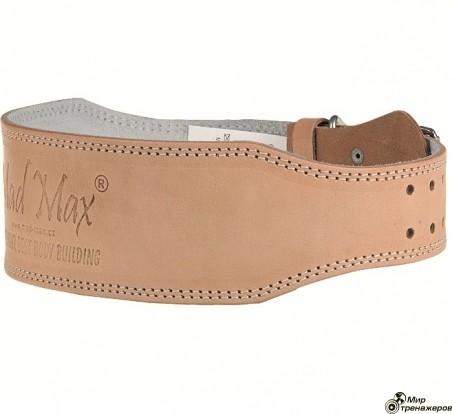 Атлетический пояс Mad Max Belt Full leather MFB-246